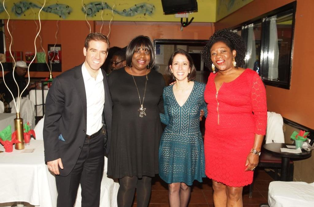 West Indian Social Club of Hartford Welcomes Mayor of Hartford