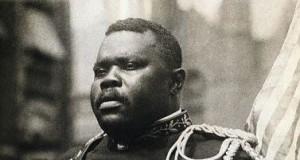 West Indian Social Club - Marcus Garvey
