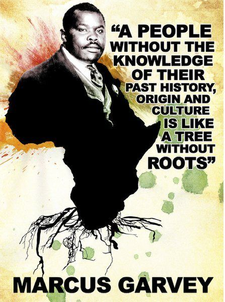 West Indian Social Club - Marcus Garvey