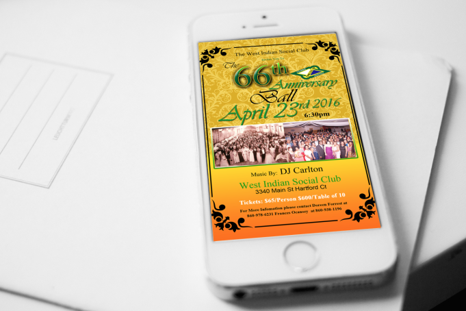 WEST INDIAN SOCIAL CLUB'S 66 TH ANNIVERSARY GALA