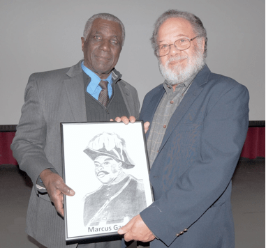 West Indian Social Club - Garvey movement in celebration of Black History