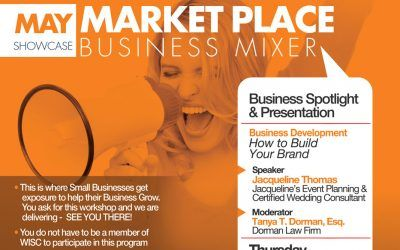 How to Build Your Brand – May 2016 Small Business Mixer