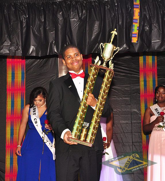 Mr West Indian 2016 - Brandon Stewart