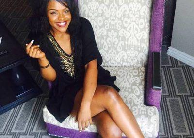Miss West Indian 2016 - Sydney Kay Barnwell