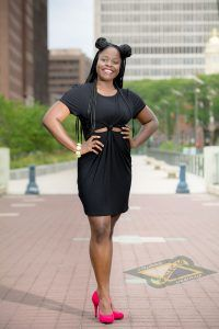 Gabrielle Legall - 2016 WISCOH Pageant Contestant