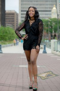 Sydney Barnwell - 2016 WISCOH Pageant Contestant
