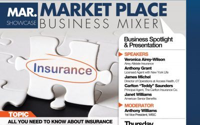 All You Need To Know About Insurance – March 2017 Small Business Mixer