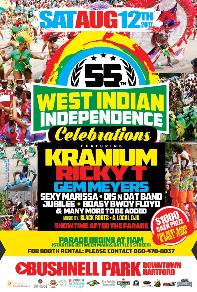 2017 WEST INDIAN CARNIVAL PARADE