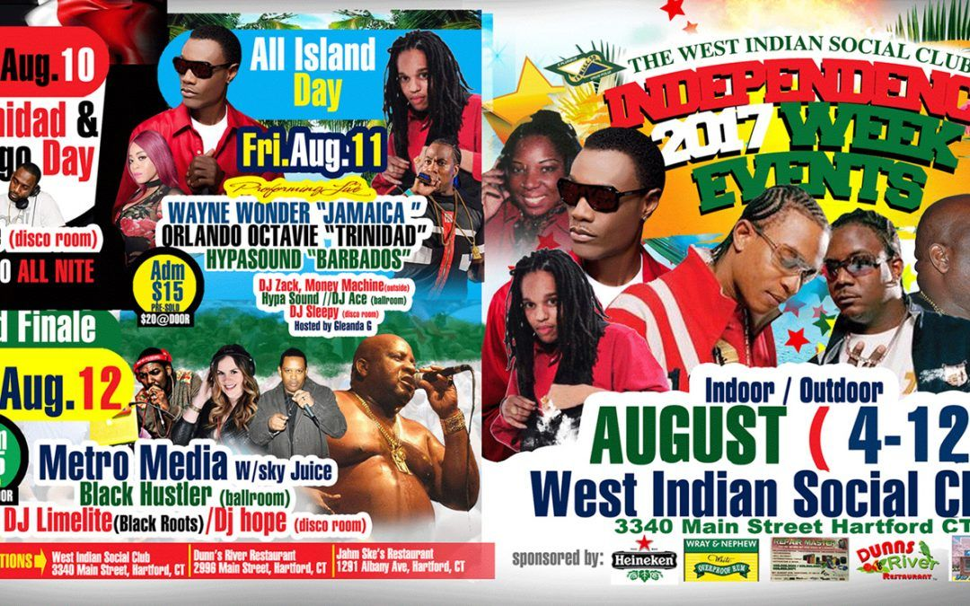 2017 West Indian Celebration Week at the West Indian Social Club