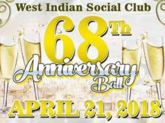 68TH ANNIVERSARY BALL - April 21, 2018