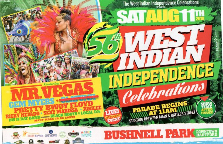 wiicparade - West Indian Independence Celebration 2018