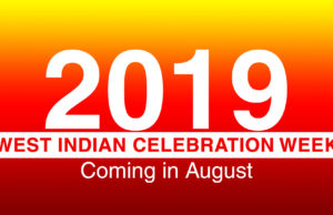 2019 West Indian Celebration Week - Coming in August