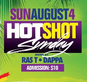 2019 West Indian Celebration Week - August 4 - HOT SHOT SUNDAY