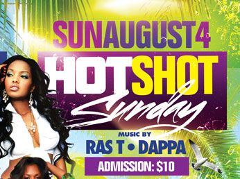 2019 West Indian Celebration Week - August 4 - HOT SHOT SUNDAY