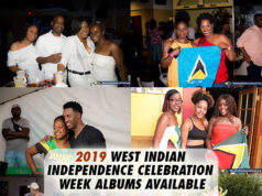 2019 WEST INDIAN INDEPENDENCE CELEBRATION WEEK ALBUMS AVAILABLE
