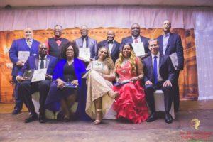 WISC Anniversary Gala - Award Recipients Photo