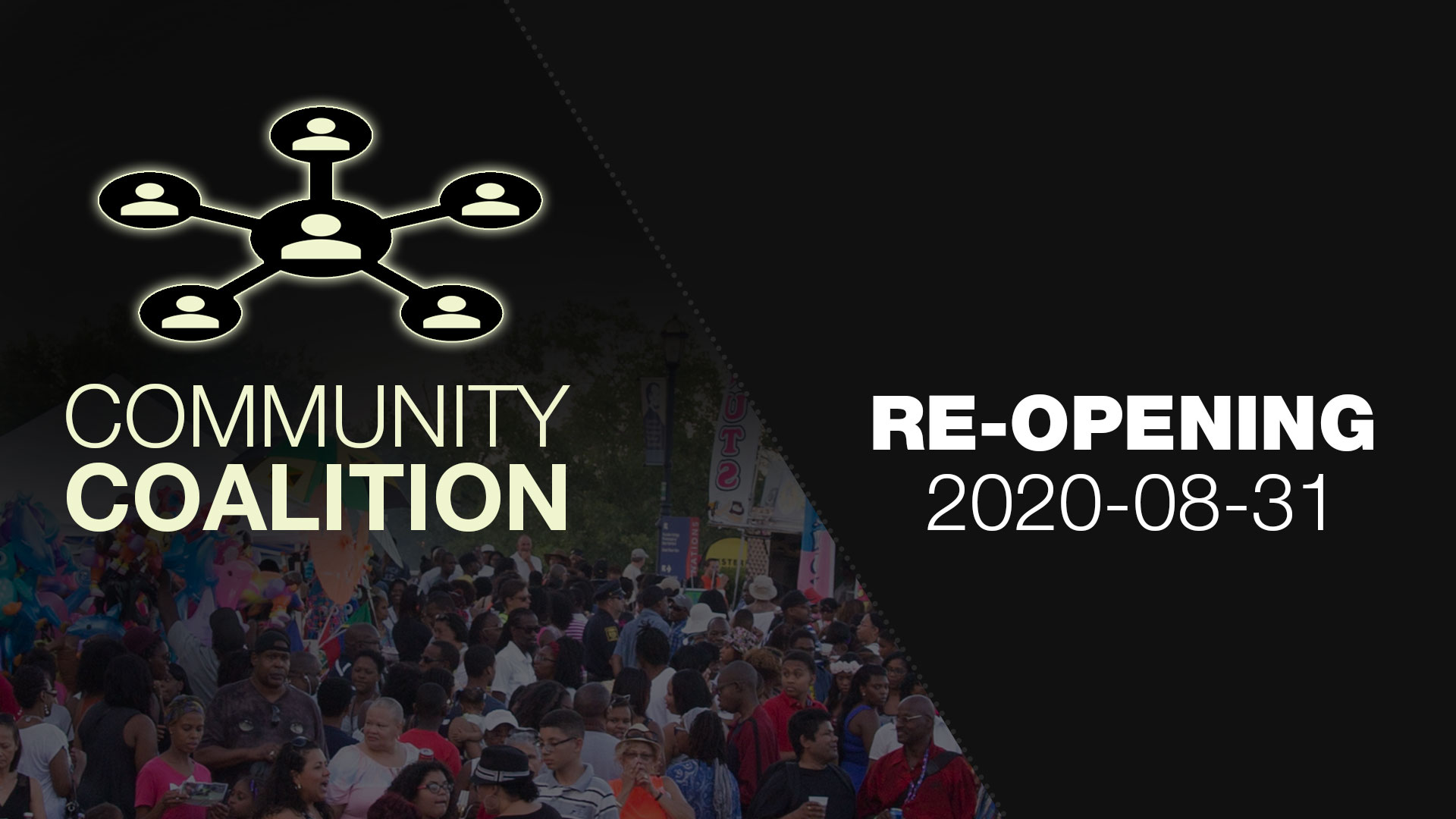 Re-Opening during Covid19 – Coalition Virtual Video Series