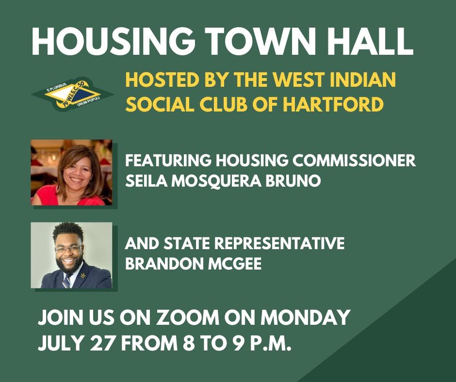 Virtual Housing Town Hall Meeting