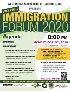 Immigration Forum 2020