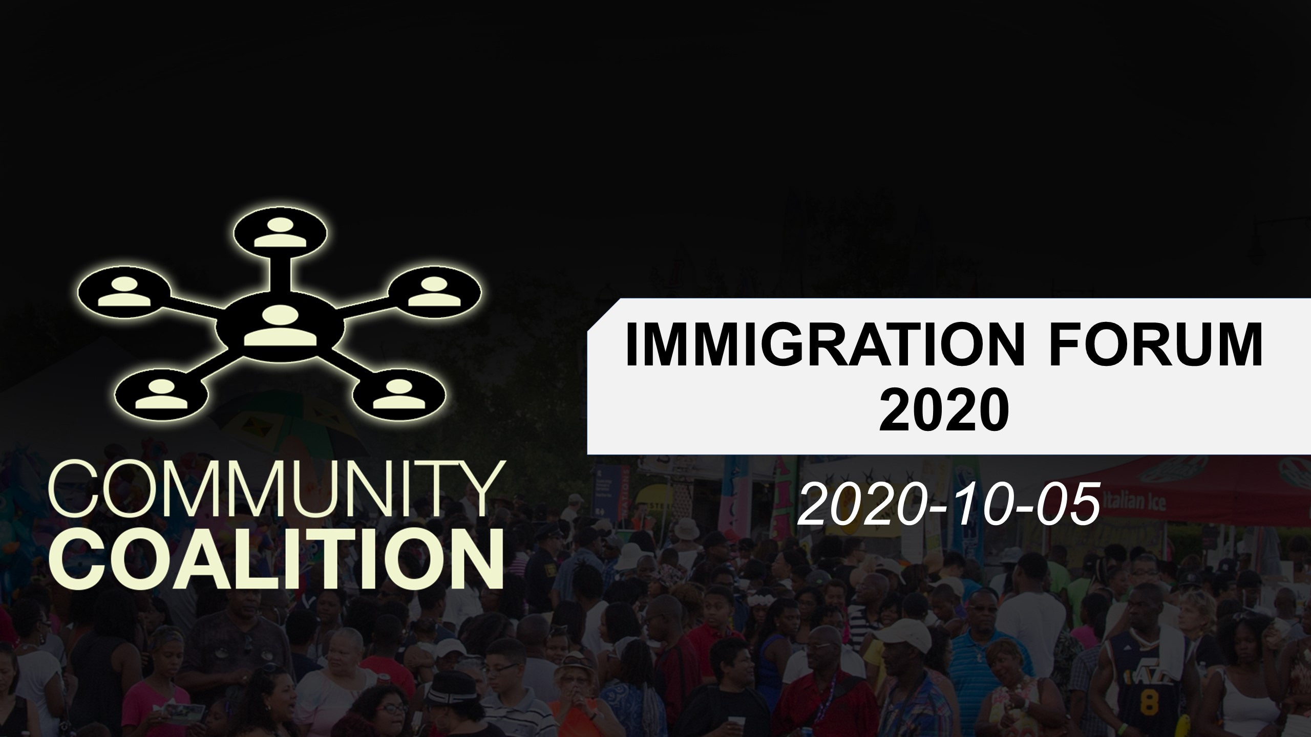 Immigration Forum 2020 – Immigration Education Virtual Video Series