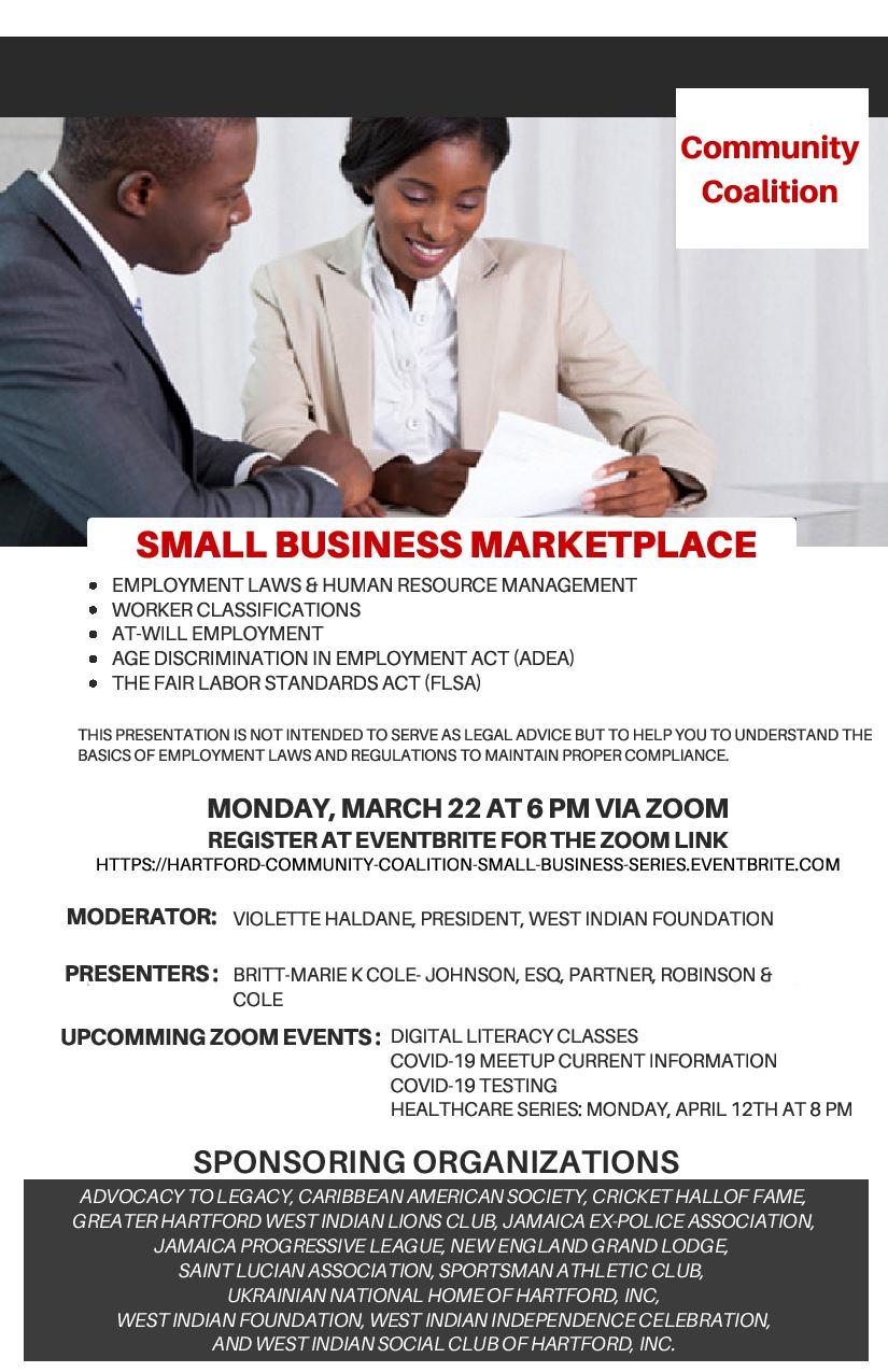 Small Business Marketplace: Human Resource Management