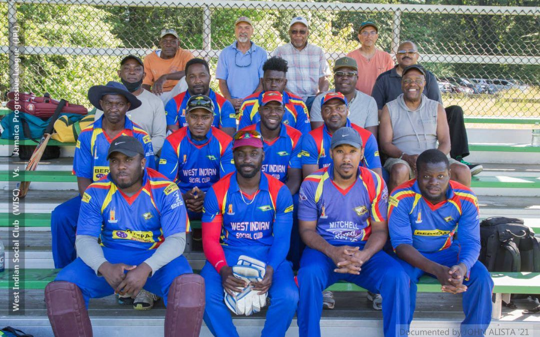 West Indian Social Club (WISC) crushes Jamaica Progressive League (JPL)