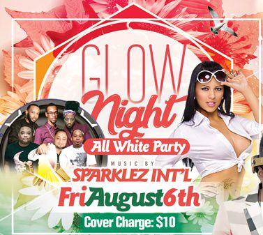 2021 HARTFORD CT Celebration Week - Glow Night - Friday August 6th 2021