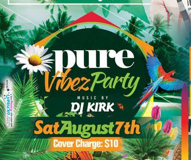 2021 HARTFORD CT Celebration Week - Pure Vibes - Saturday August 7th 2021