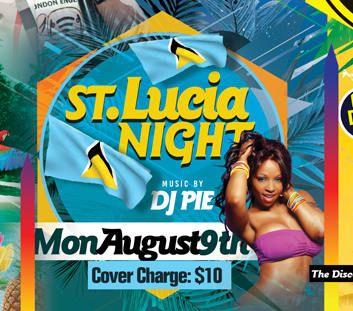 2021 HARTFORD CT Celebration Week - St. Lucia Night - Monday August 9th 2021