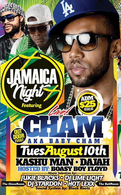 2021 HARTFORD CT Celebration Week - Jamaica Night - Tuesday August 10th 2021