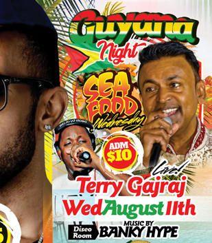 2021 HARTFORD CT Celebration Week - Guyana Night - Wednesday August 11th 2021