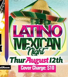 2021 HARTFORD CT Celebration Week - Latino Mexican Night - Thursday August 12th 2021