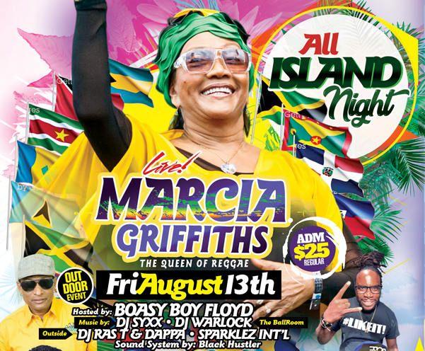 2021 HARTFORD CT Celebration Week - All Island Night - Friday August 13th 2021