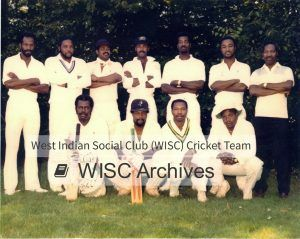 West Indian Social Club (WISC) - Cricket Team Archive