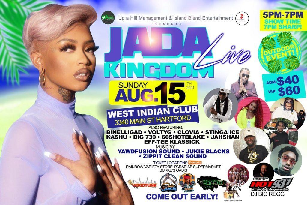 JADA Kingdom Live - 2021 - Aug 15th