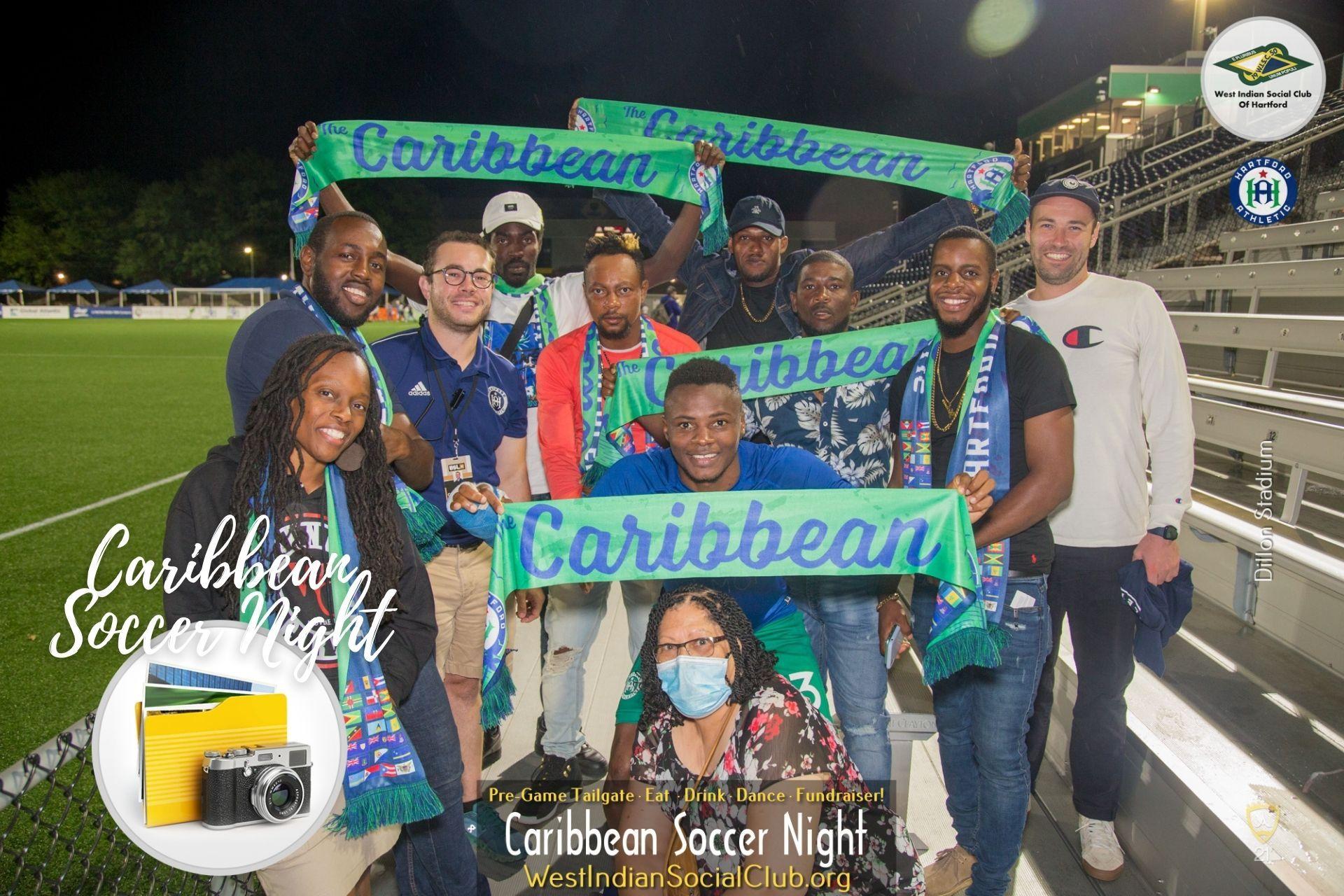 ALBUM COVER - Caribbean American Soccer Night 2021 - Farm Workers