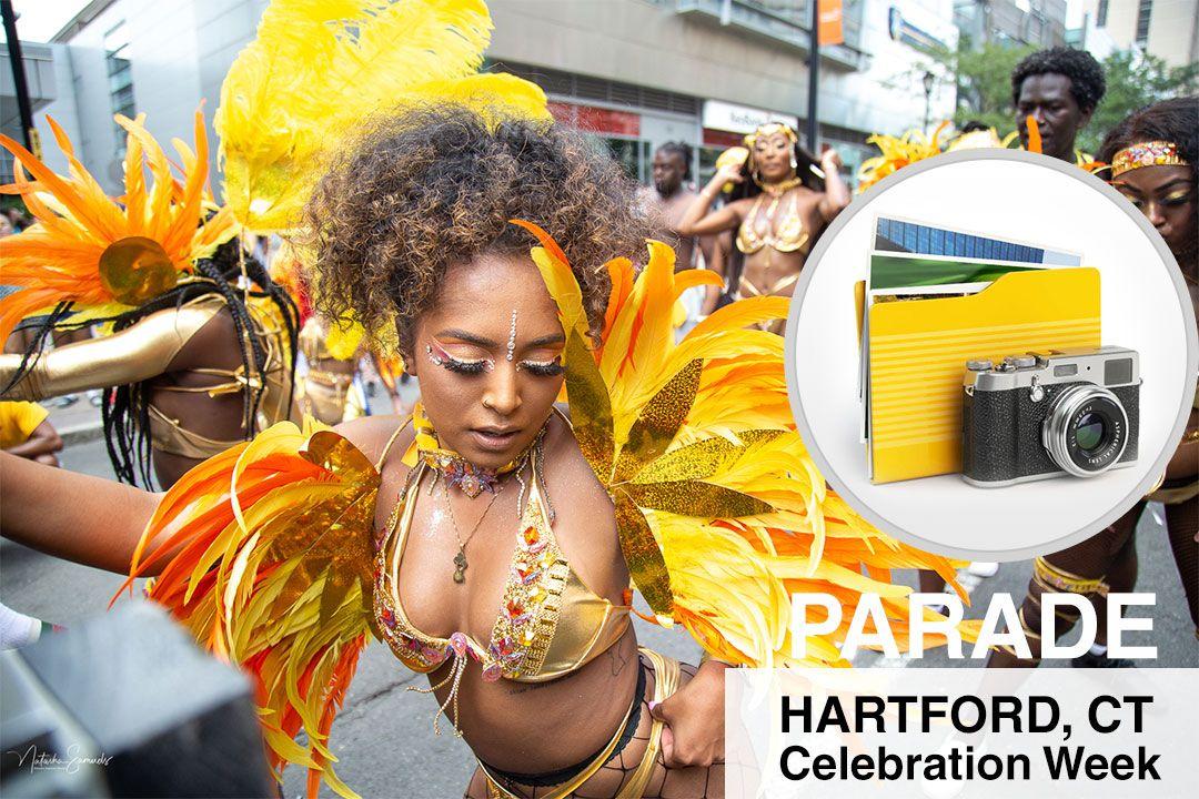 Hartford CT Celebration Week - ALBUM COVER - Parade / Carnival
