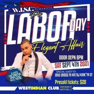 2021 Pre Labor Day Party - DJ Criss Cross NY